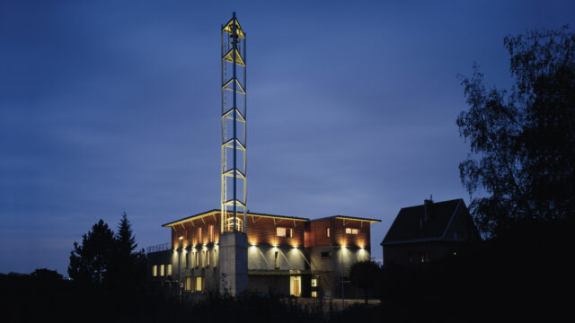 Kostel U Jákobova žebříku